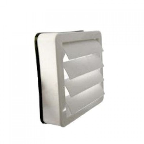 Xf100 window vent kit 100mm 4 for Window vent kit