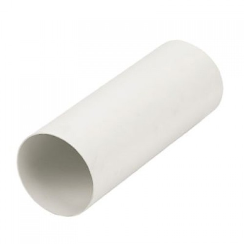 4 Quot Duct : Quot mm rigid plastic duct